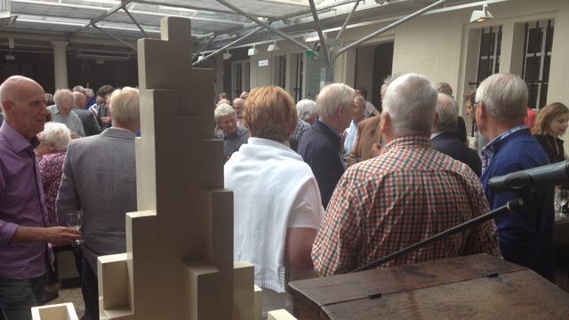 Achtergrond: Erfgoedcafé duikt De Lakenhal in