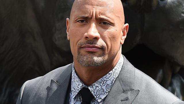 Dwayne 'The Rock' Johnson benoemd tot 'meest sexy man'