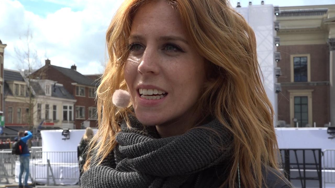 Elske DeWall zingt nummers van De Kast en Twarres in The Passion