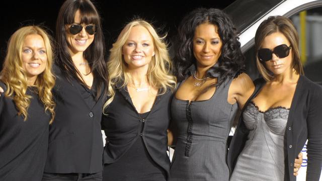 Spice Girls-reünie zonder Victoria Beckham