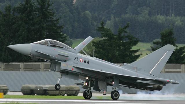 Oostenrijk klaagt Airbus aan om mogelijke fraude Eurofighter