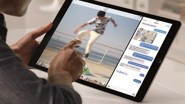 'Apple gaat iPad Pro vanaf 11 november verkopen'