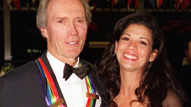 Ex-vrouw van Clint Eastwood opnieuw getrouwd