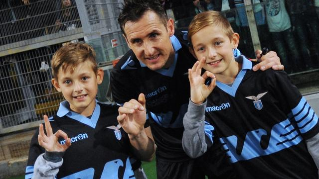 Klose overweegt loopbaan te beëindigen na afscheid bij Lazio