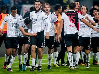 Vitesse verslaat RKC Waalwijk, Heracles te sterk voor UNA