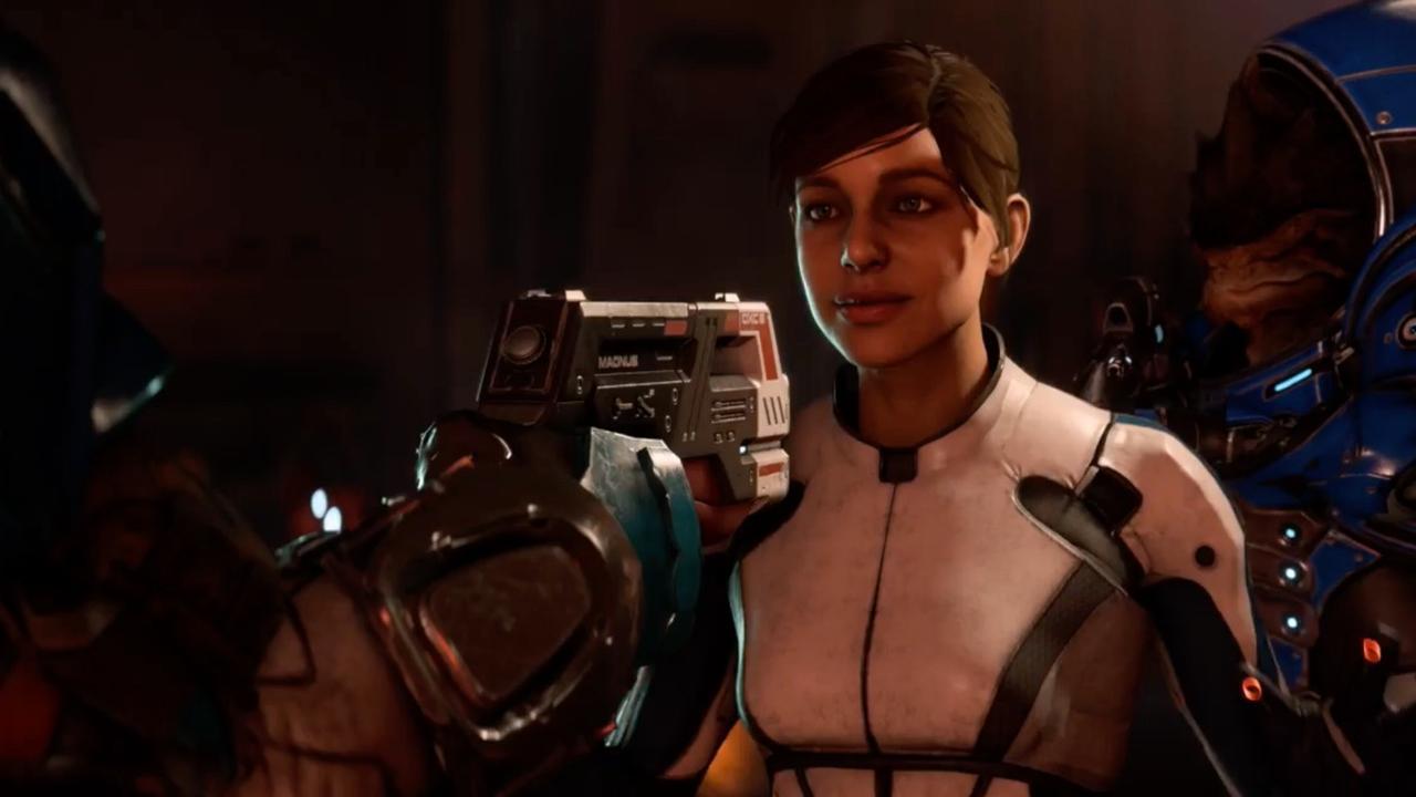 Eerste gameplaybeelden Mass Effect: Andromeda