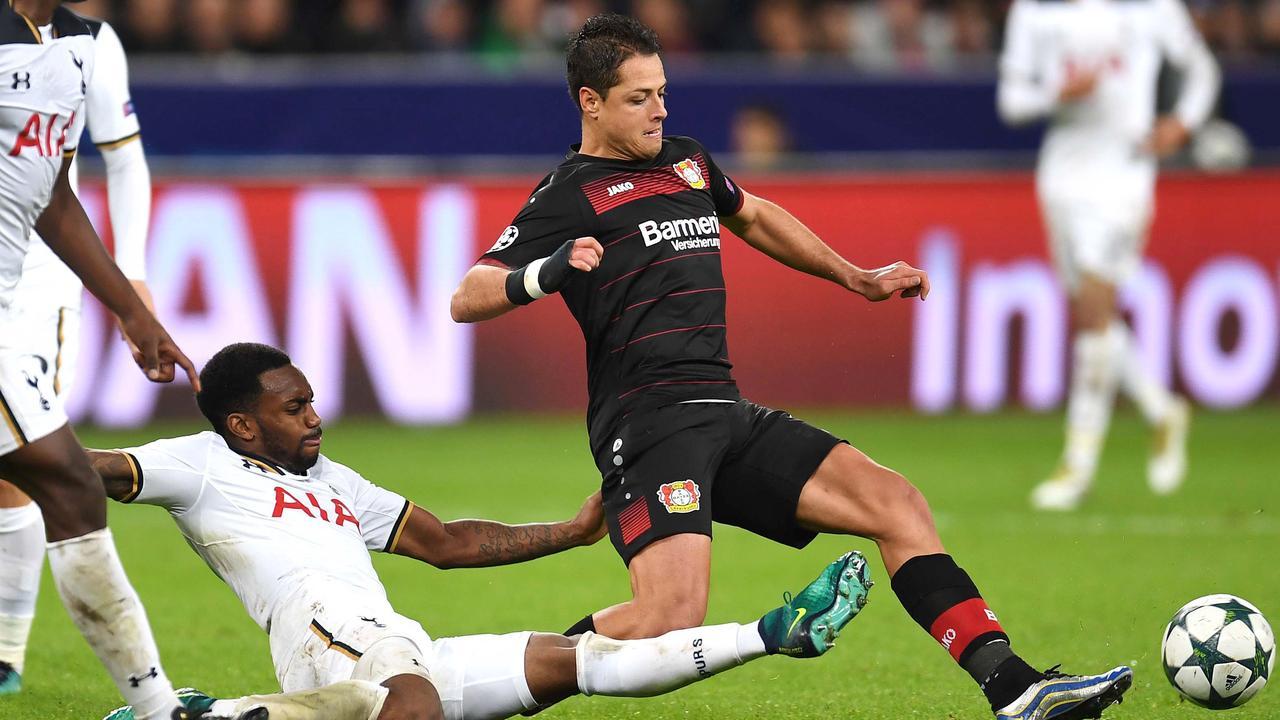 Samenvatting Bayer Leverkusen-Tottenham Hotspur (0-0)