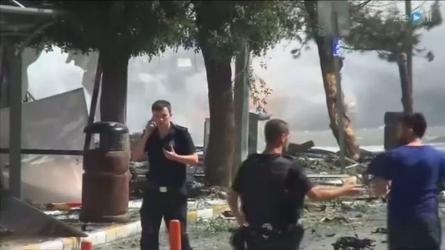 Gewonden bij explosie in centrum Turkse stad Van