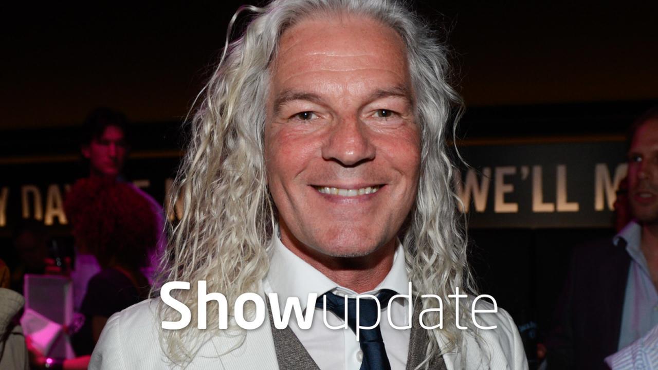 Show Update: Zieke Peter Strykes kan weer eten