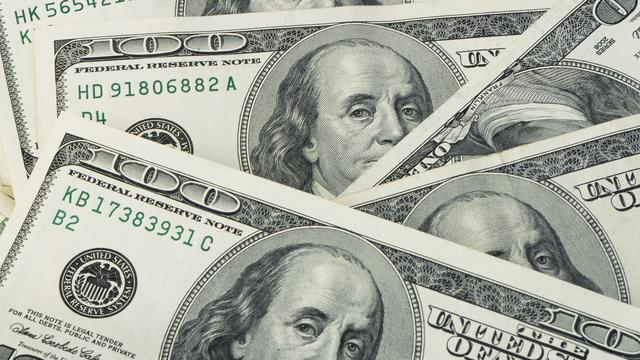 Waardedaling dollar van 50 tot 80 procent?