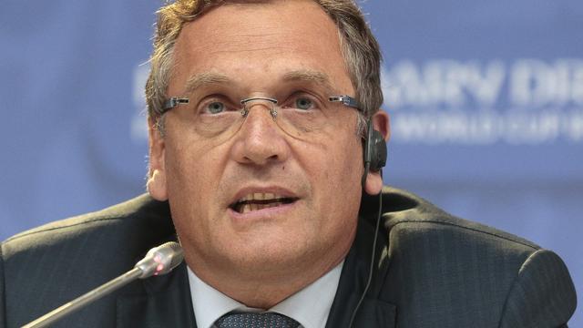 FIFA-bestuurder Valcke hangt schorsing van negen jaar boven het hoofd