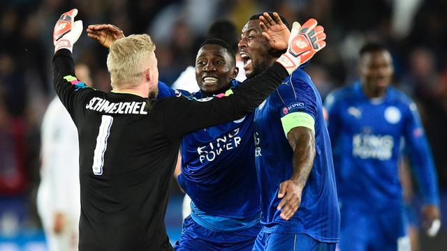 Samenvatting Leicester City-Sevilla (2-0)