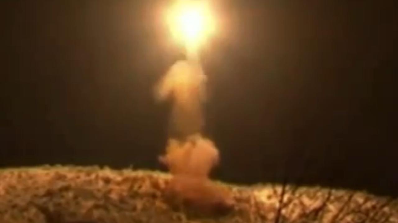 Iran vuurt raketten af