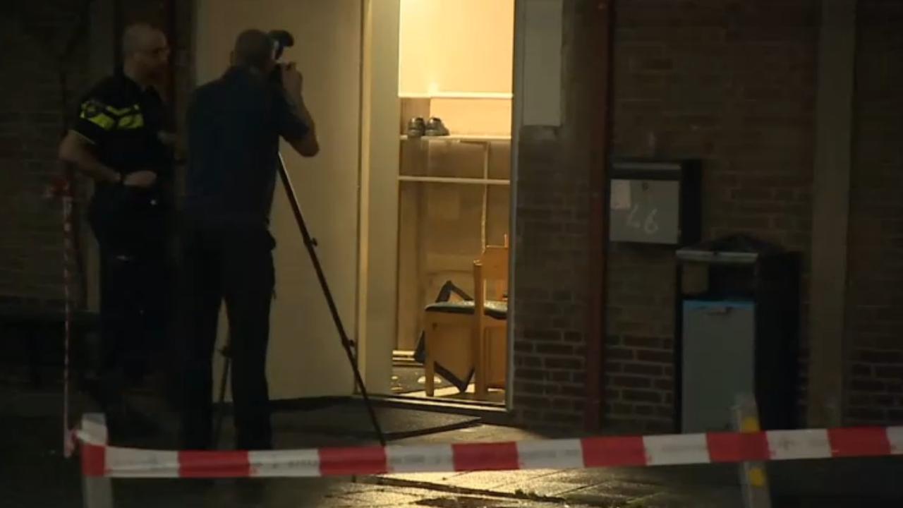 Moskee beschadigd door groep mannen in Dordrecht