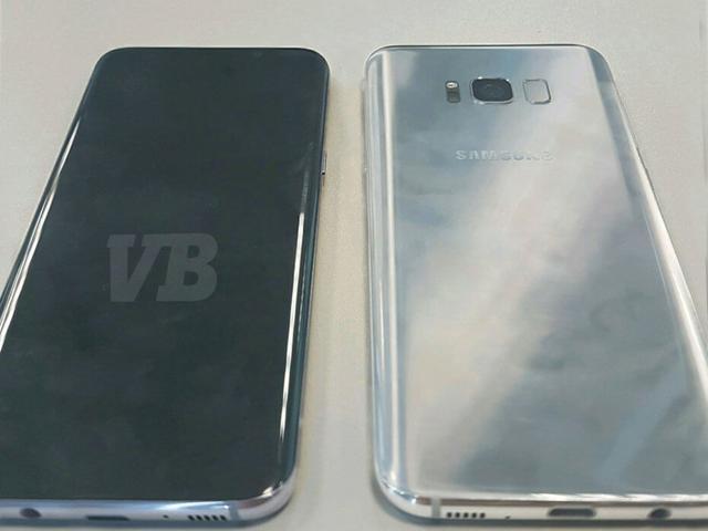 Gelekte video toont Galaxy S8 volledig