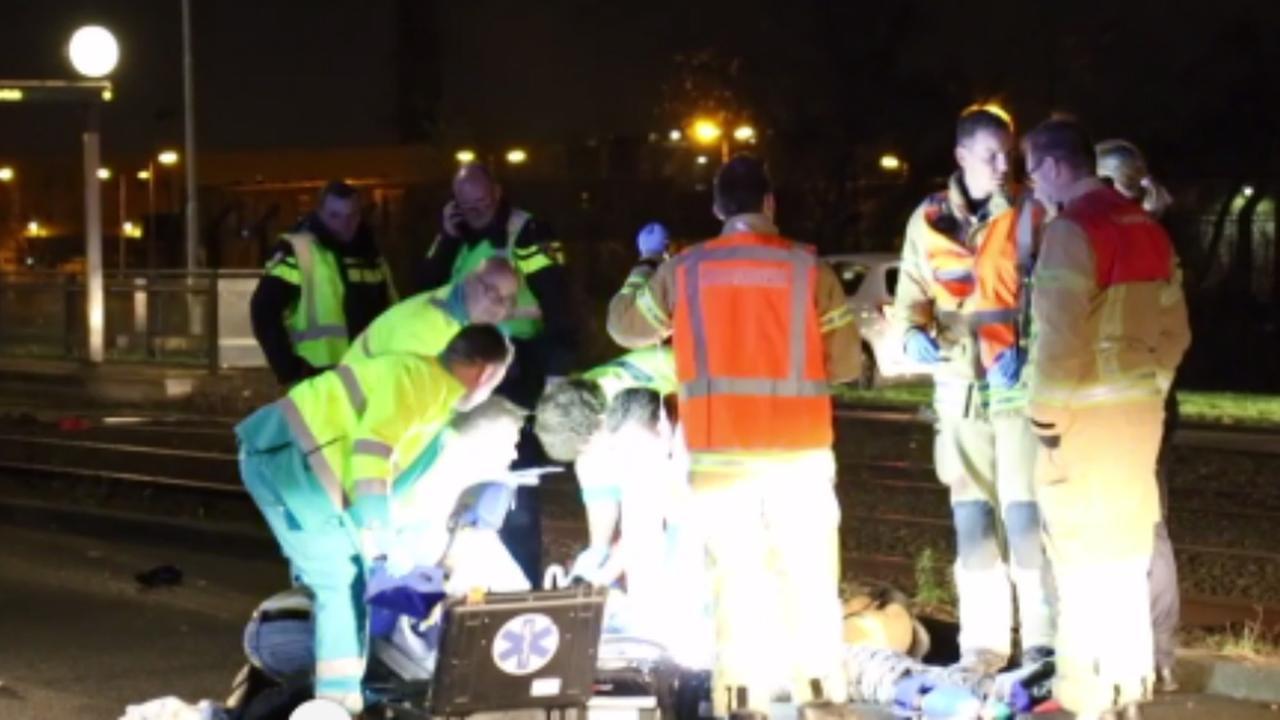 Voetganger doodgereden in Schiedam