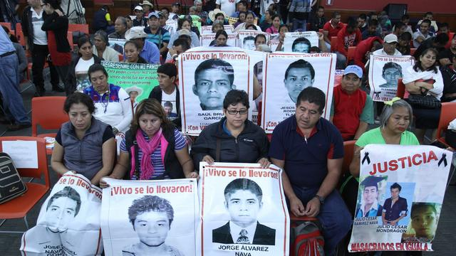 Deskundigen controleren onderzoek vermiste studenten Mexico
