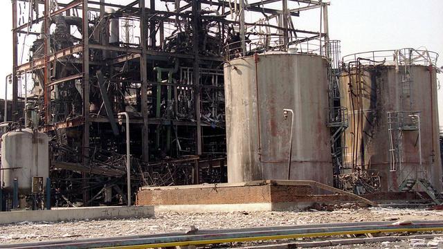 Grote explosie bij complex voor petrochemie in China