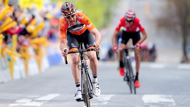 Weening slaat dubbelslag in derde etappe Ronde van Noorwegen