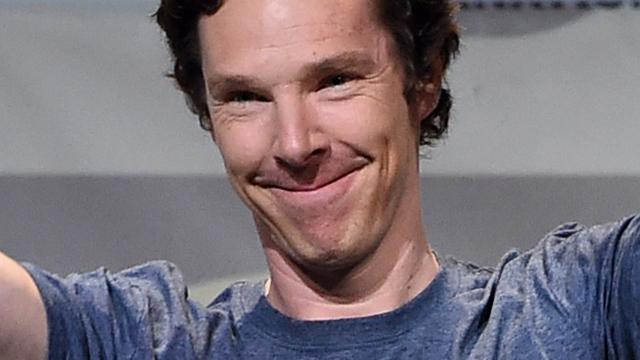 Benedict Cumberbatch en vrouw verwachten tweede kindje
