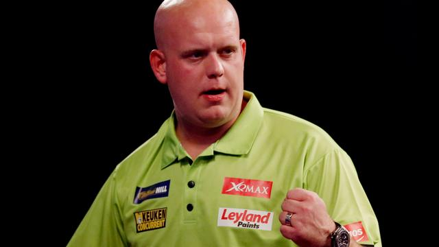 Van Gerwen treft Snook of Viljanen in eerste ronde WK darts