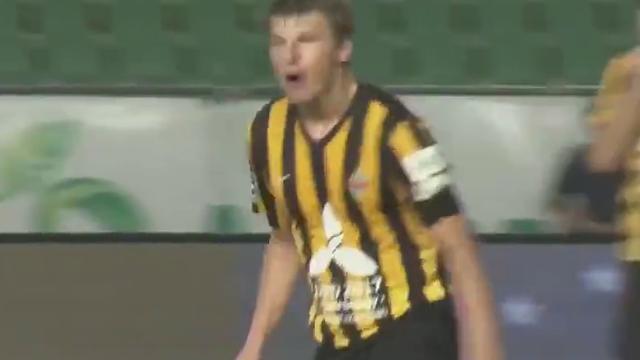 Arshavin scoort met fraaie lob in Kazachse competitie