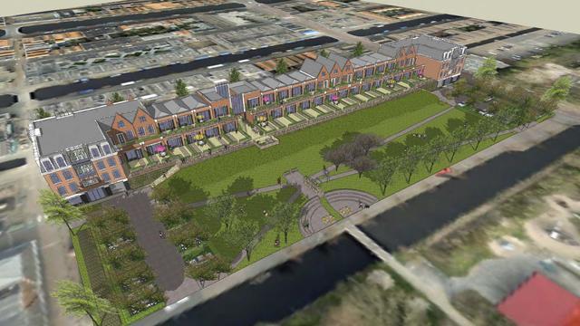 Woningbouw Lakenplein start in september