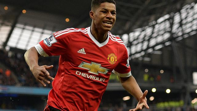 United beloont doorgebroken Rashford met nieuw contract