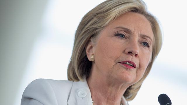 Arts Clinton vindt presidentskandidate fit genoeg voor presidentschap