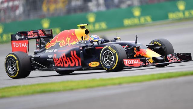Verstappen zet met derde plek op Silverstone beste kwalificatie ooit neer