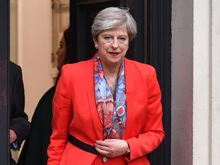 Premier May heeft geen intentie om op te stappen