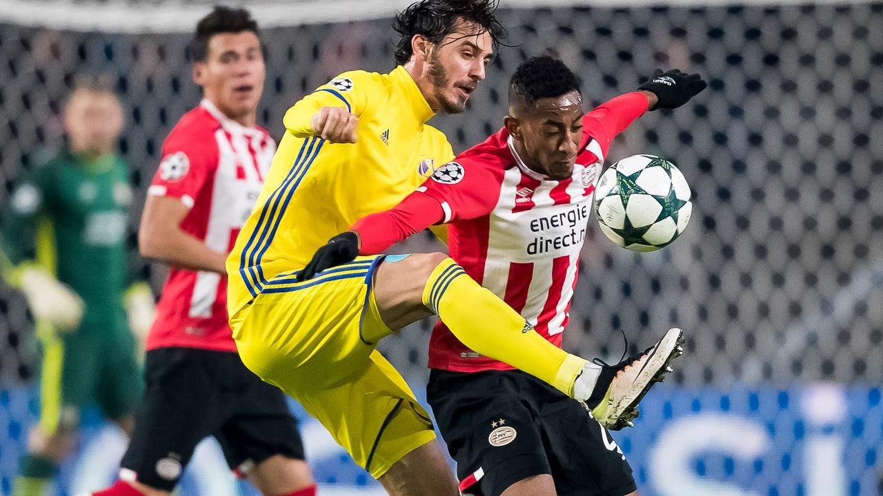 Samenvatting PSV-FK Rostov (0-0)