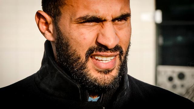 'Badr Hari aangehouden op luchthaven Casablanca'