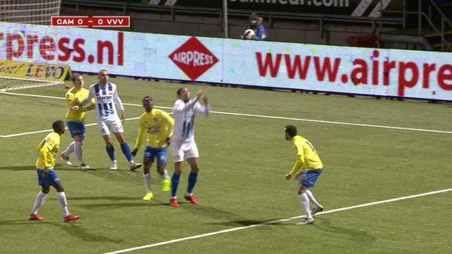 Samenvatting van SC Cambuur-VVV Venlo (0-2)