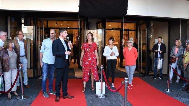 Pop-Up Warenhuis Leiden nu ook officieel open