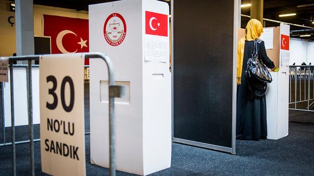 'Turkije houdt geen nieuwe verkiezingen bij leiderwissel AKP'