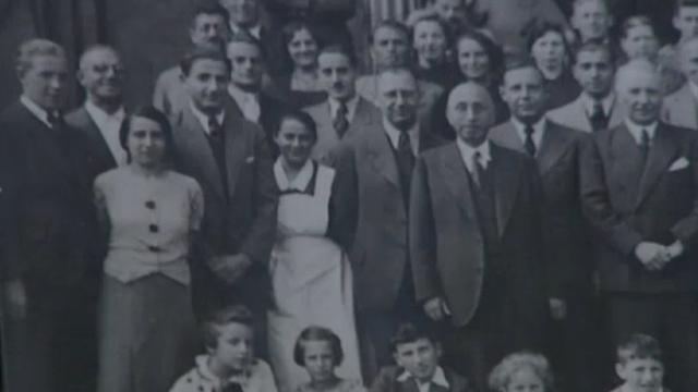 Unieke foto's van opvang Joodse vluchtelingen in hotel gevonden