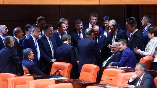 EU hekelt vervolging Turkse parlementariërs