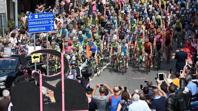 Organisatiecomité Giro heeft nog vijf miljoen euro nodig