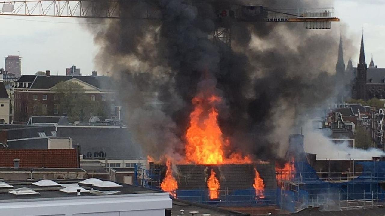Vermoedelijke brandstichter panden Wijdesteeg was 51-jarige Duitser