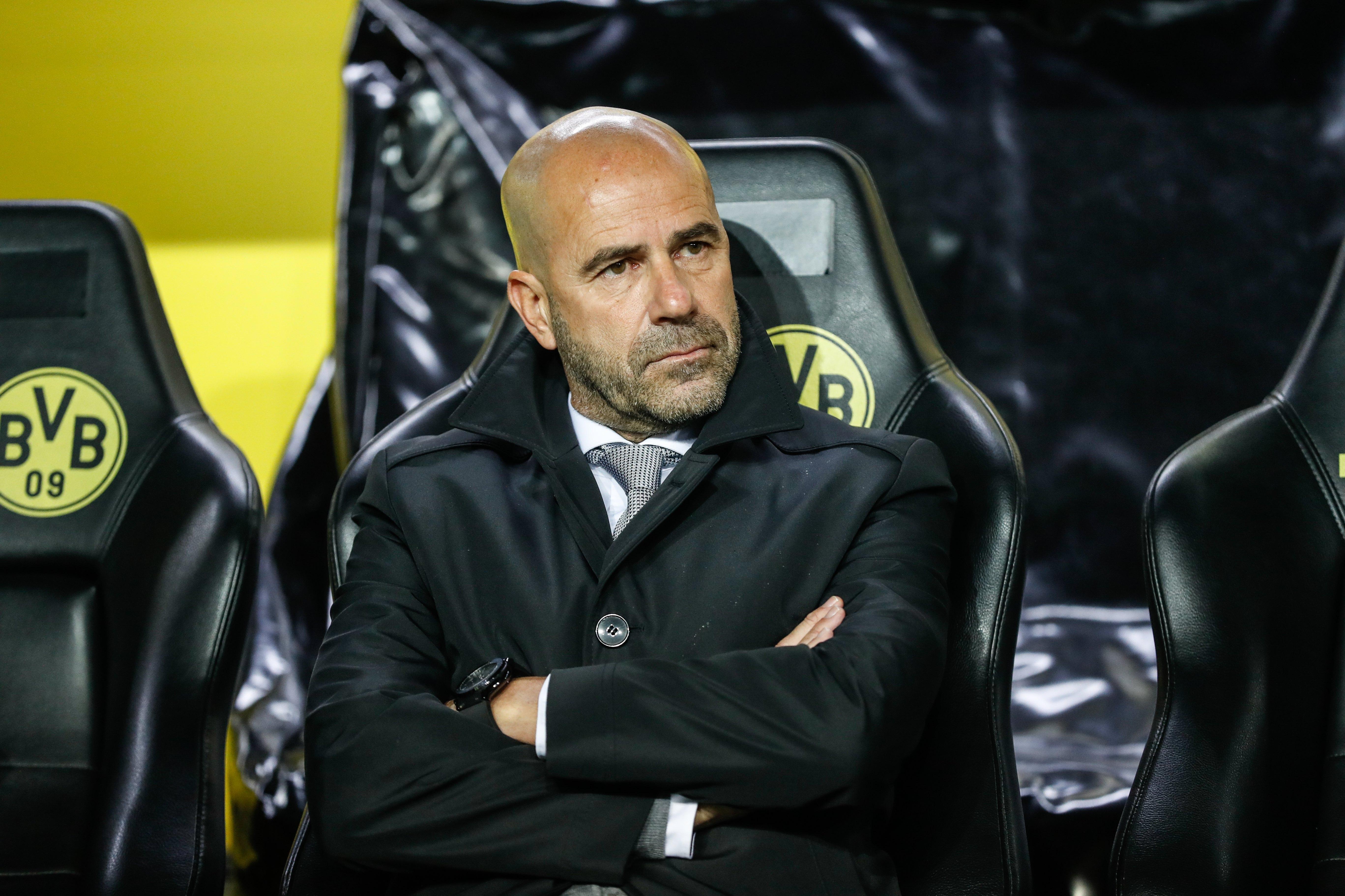 Bosz hoopt na nieuwe domper dat Dortmund snel zelfvertrouwen hervindt