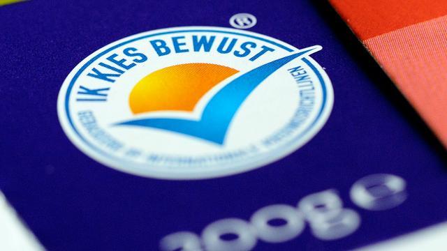 Advies aan minister Schippers om blauwe Vinkje na kritiek af te schaffen