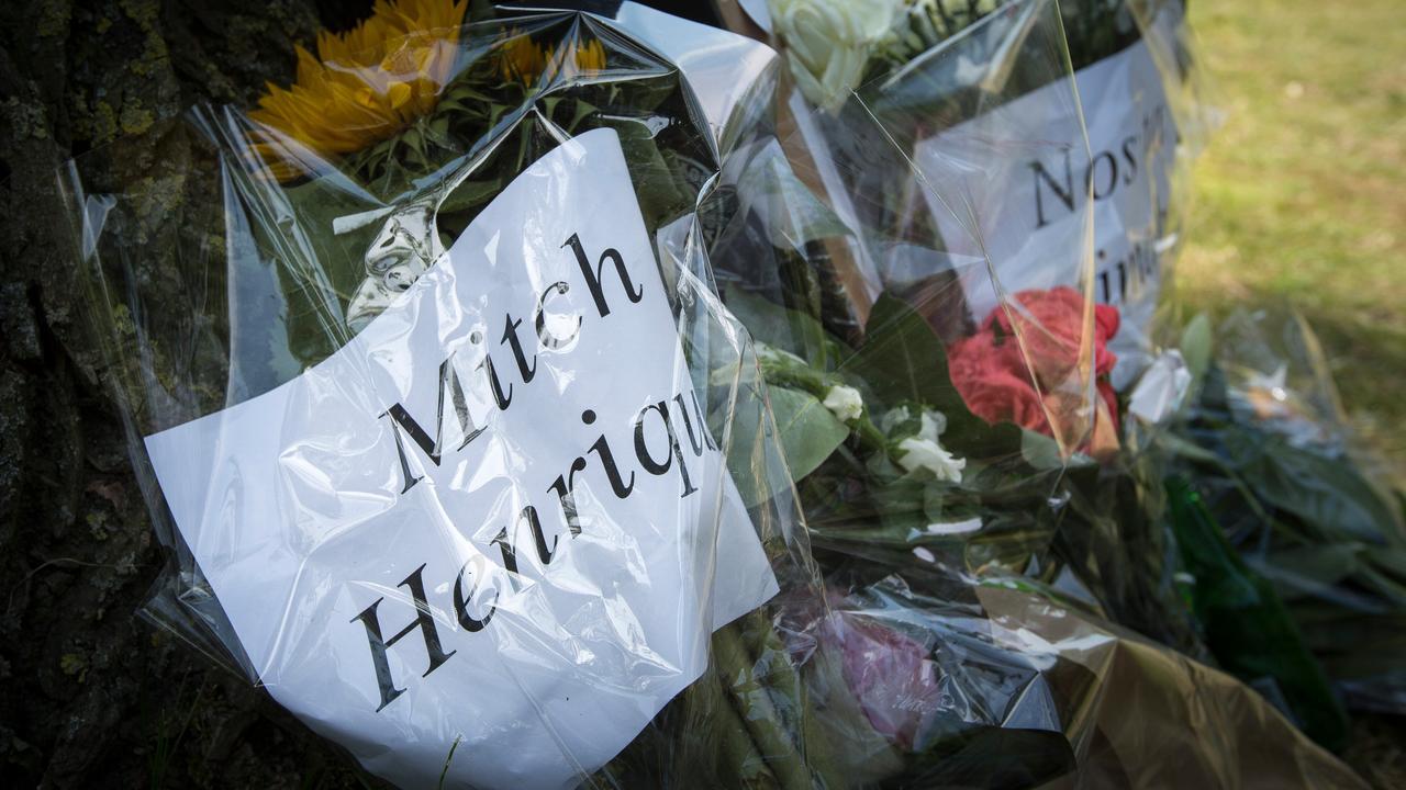 Arrestatie Mitch Henriquez op Haags festival