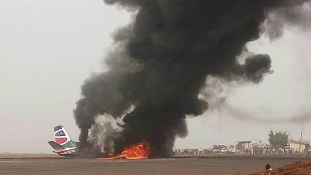Vliegtuig met 44 inzittenden neergestort in Zuid-Sudan
