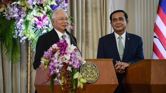 Thailand en Maleisië verscherpen grenscontroles wegens smokkel