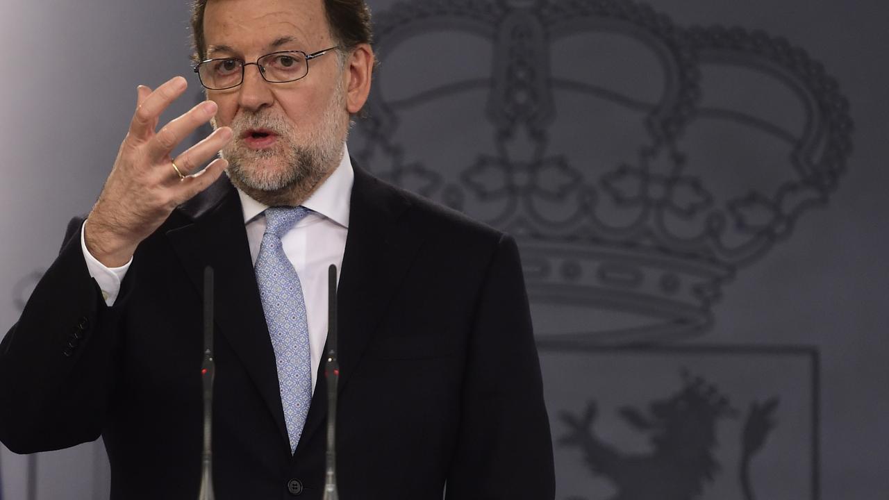 Spaanse premier wil regering van nationale eenheid