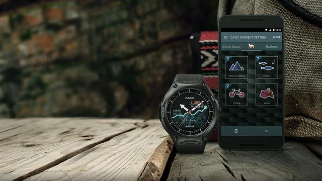 Casio onthult stevige smartwatch voor sporters