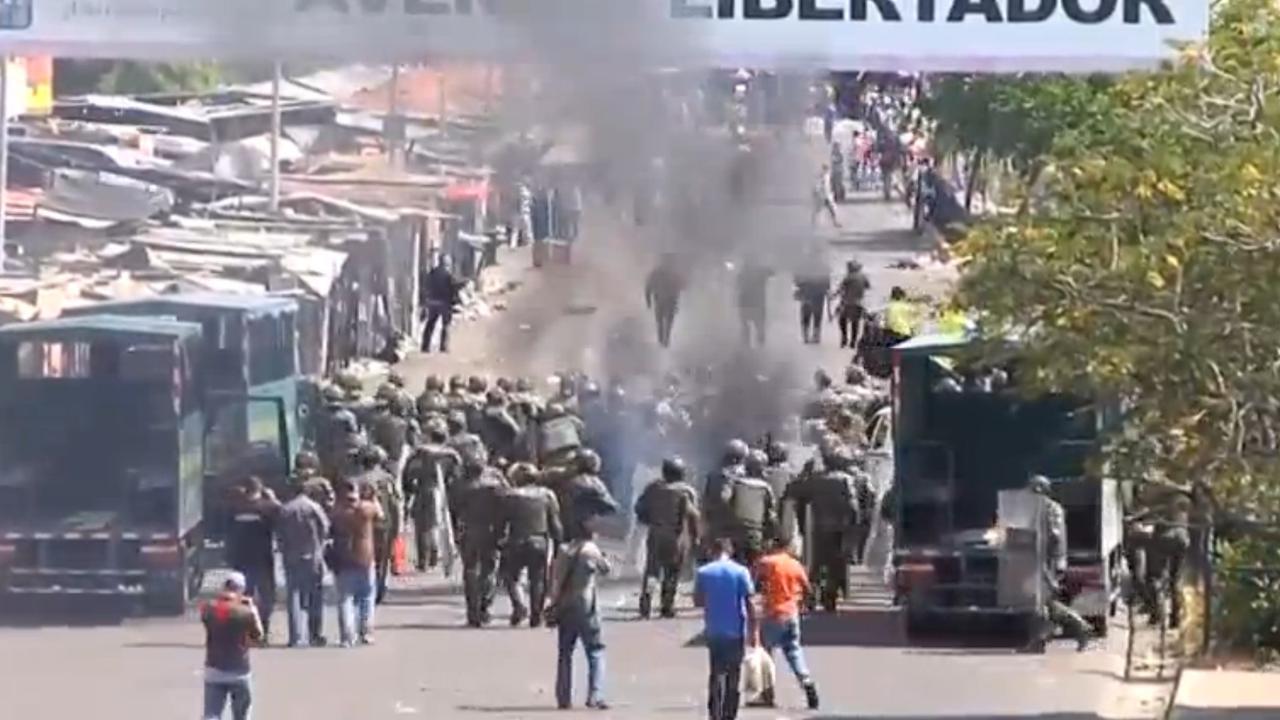 Venezolanen protesteren vanwege ongeldig verklaren bankbiljet