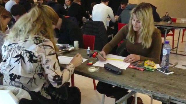 Ideeën Bredase bedrijven in snelkookpan NHTV-studenten