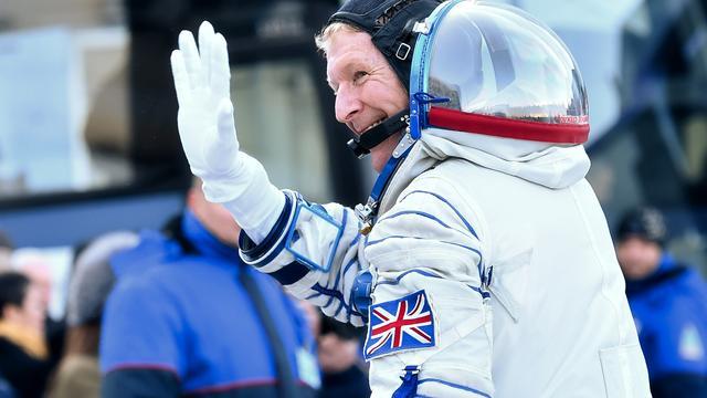 Nieuwe bemanning onderweg naar ISS